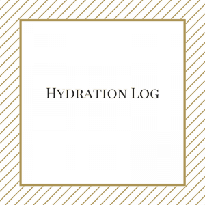 hydration-log