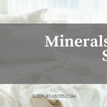 minerals-and-sleep