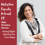 christine-hansen-nutrition-expert-podcast