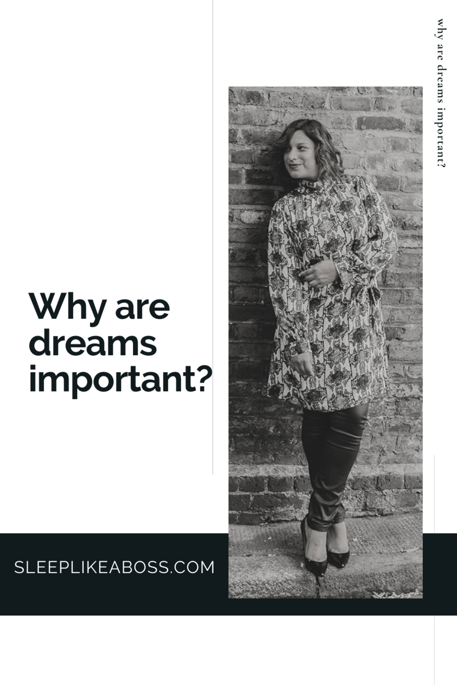why are dreams important