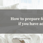 How to prepare for sleep, if you have adult ADD